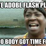Dalších 11 kritických chyb v Adobe Flash – má cenu jej vůbec používat?
