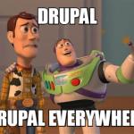 Drupal Association shání peníze na nový Drupal 8