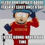 Google došla s Adobe Flash trpělivost, prostě jej v Chrome vypne