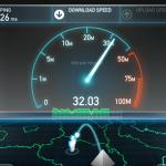 Nový světový rekord mobilního připojení je 1,9 Gbps