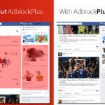 Facebook válčí s AdBlock
